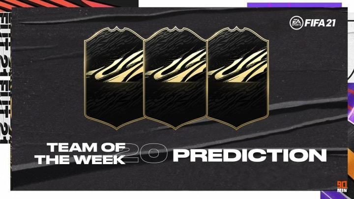 TOTW FIFA 21: prediction