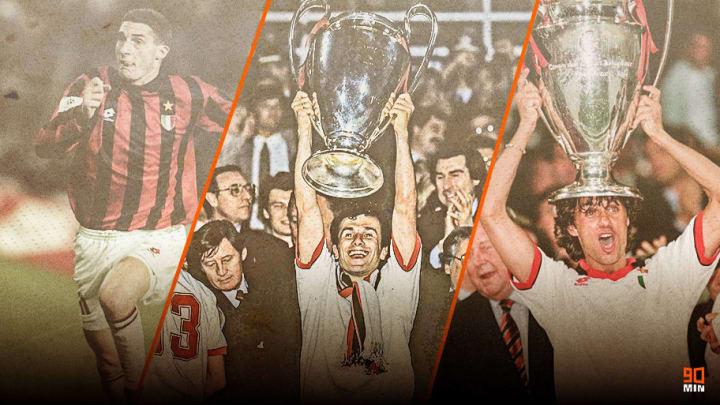 Le Milan AC de 1994, une des plus grandes équipes de l'histoire.