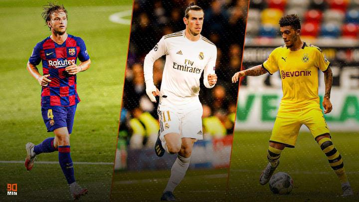 Rodos los rumores y noticias del mercado de fichajes: Bale, Rakitic, Sancho y más