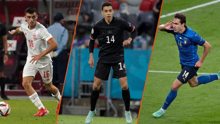 Pedri, Musiala und Chiesa dürften bei FIFA 22 ordentlich zulegen