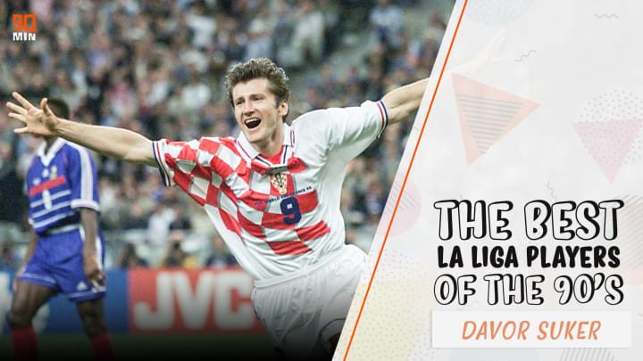 Davor Suker was outstanding during the mid-to-late 90s