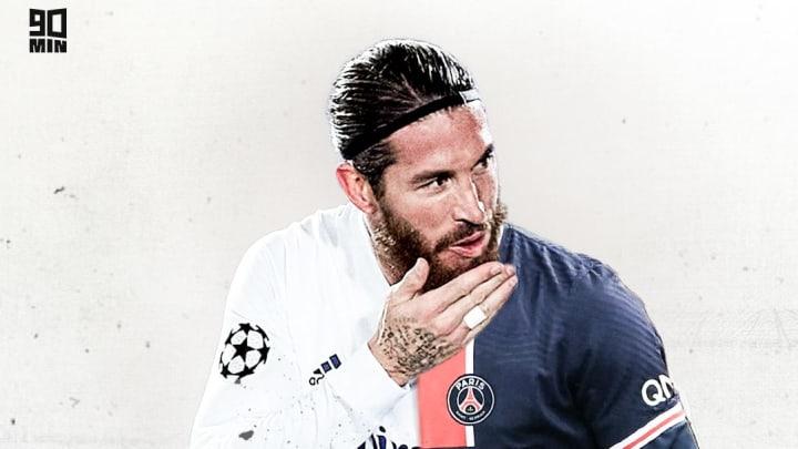 Où pourrait bien rebondir Sergio Ramos la saison prochaine ?