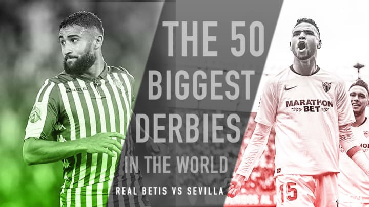 Sevilla vs Real Betis: The Spicy Seville Derby Contested in Europe's Hottest City