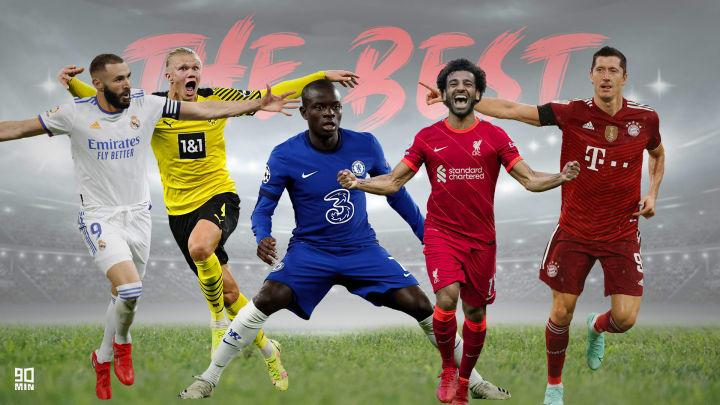 Wer ist derzeit der beste Fußballer des Planeten?