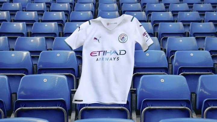 Man City Unveil New 2021 22 Away Kit