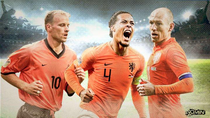 Die holländischen Topstars