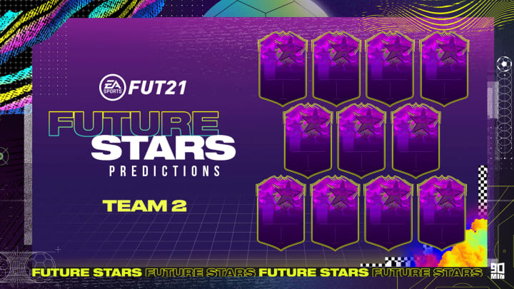 FIFA 21 Future Stars Prediction