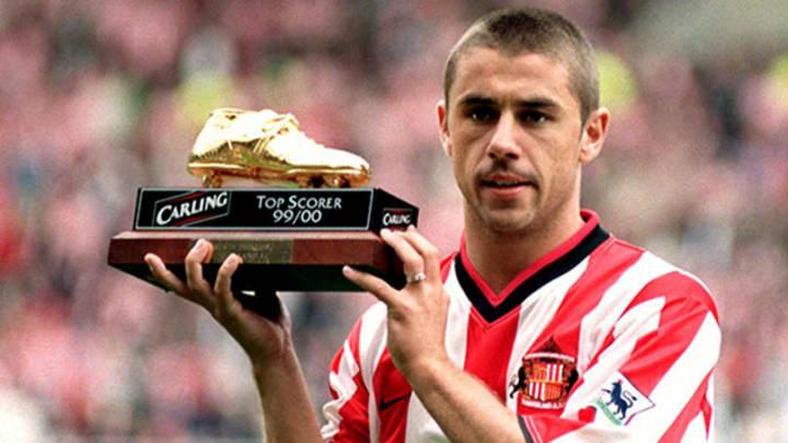 Kevin Phillips nhận danh hiệu Vua phá lưới Ngoại hạng Anh khi khoác áo Sunderland