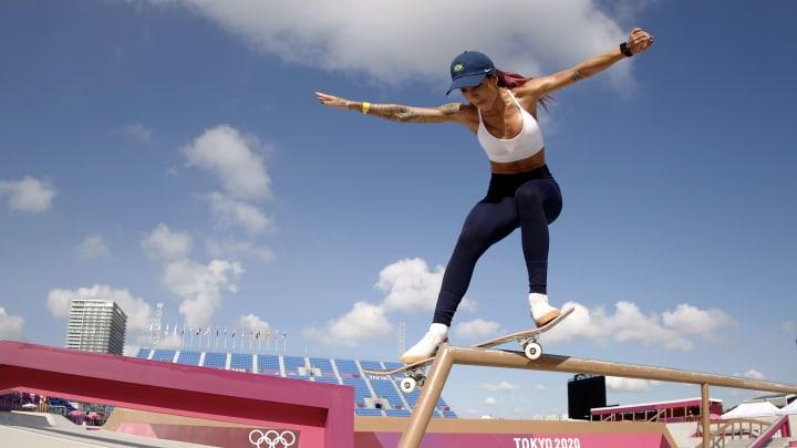 Leticia Bufoni   Olympic Skateboarding   The Players' Tribune