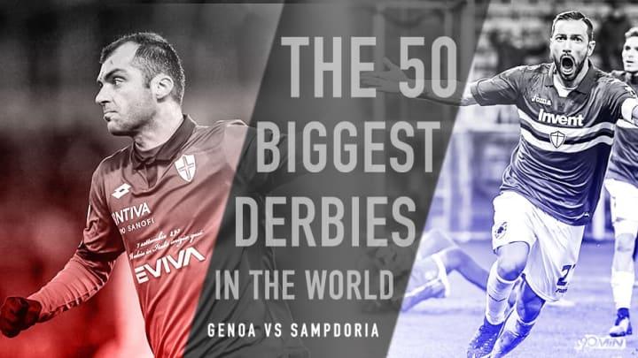 Genoa CFC v UC Sampdoria - Serie A
