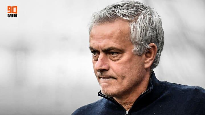 José Mourinho vient d'être annoncé à la tête de l'AS Roma.
