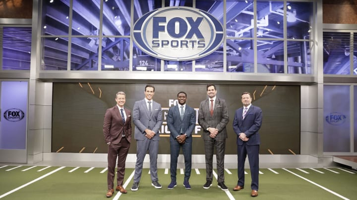 Courtesy Fox Sports
