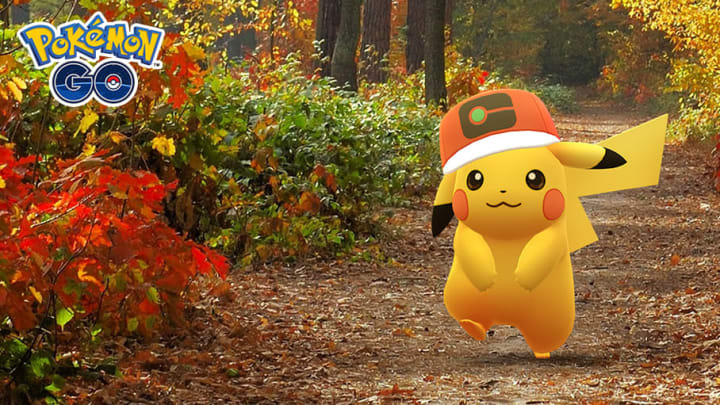 """One trainer has discovered a """"rainbow Pikachu"""" in Pokemon GO—sparking a rumor about a new Pikachu in-game."""