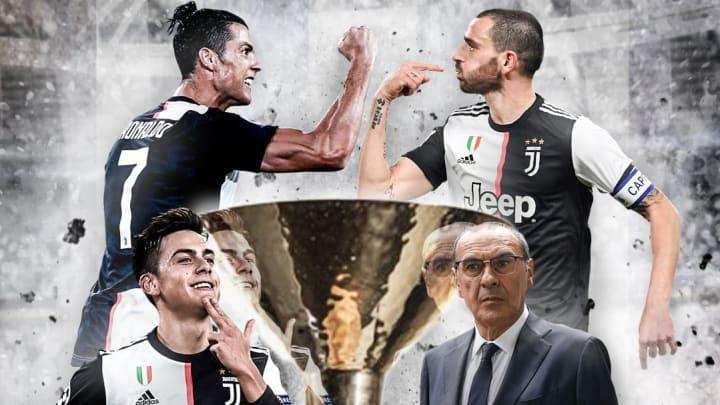 Juventus logró el Scudetto