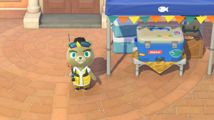 The Fishing Tournament in Animal Crossing is an event where you try to catch as much fish as possible in three minutes.