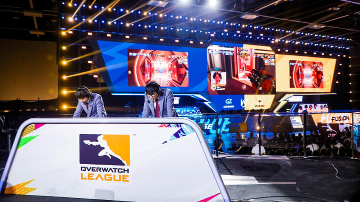 The Justice Department is investigating the salary cap in the Overwatch League.