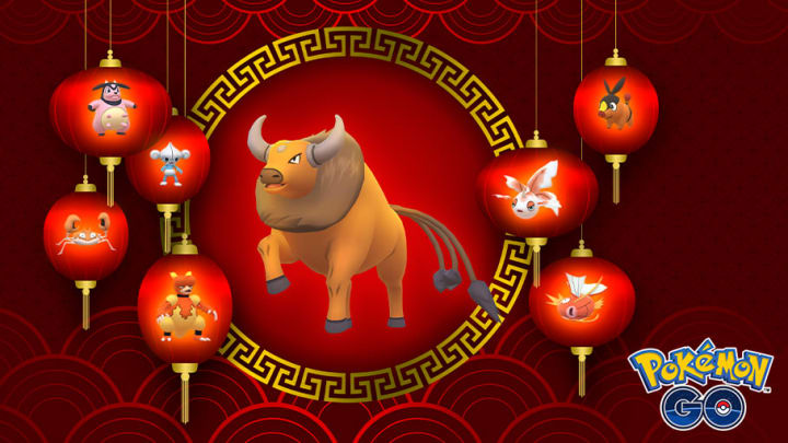 Año Nuevo Lunar 2021 for Pokémon GO has arrived and the new event is here to celebrate the Year of the Ox