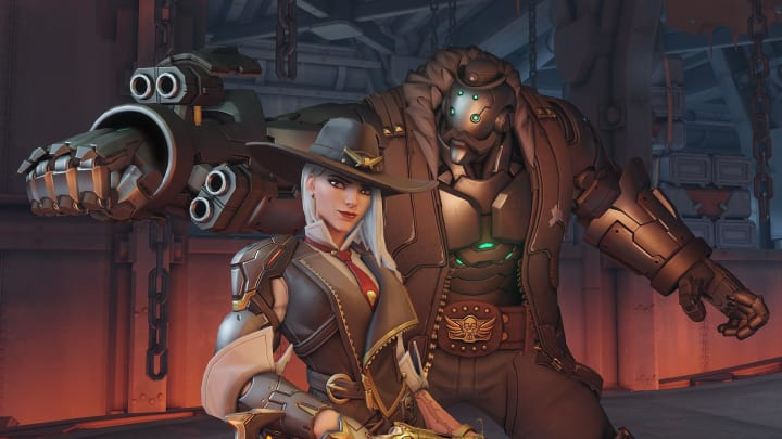 Ashe is one of the heroes targeted in Experimental Mode - Hero Balance on Jan. 7