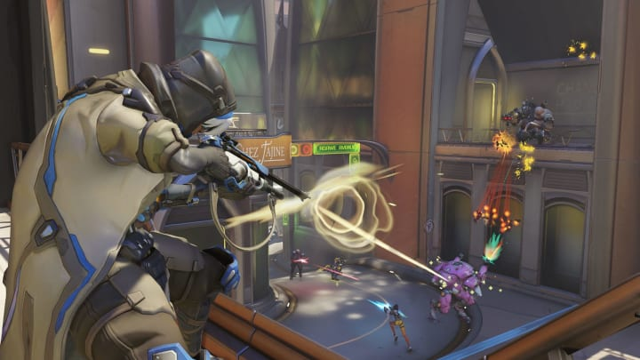 Overwatch hero rotations likely to come on Thursdays.