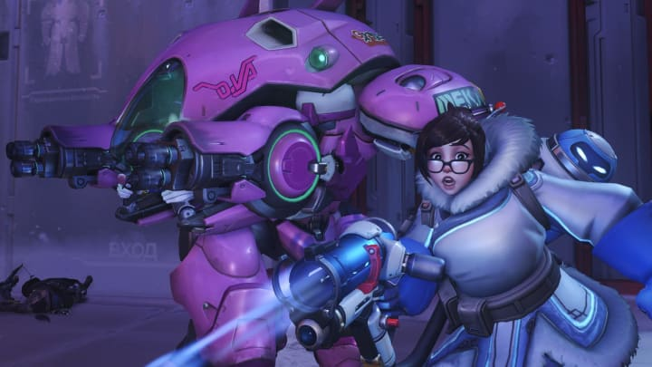 Mei is among the A-tier heroes for January 2021