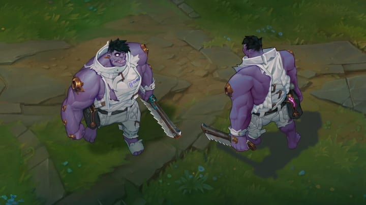 Dr. Mundo's VGU update has been released and is very extensive.
