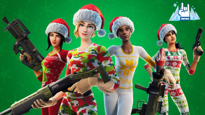Fortnite Christmas Skins 3 Skins We Want To See Return Battle royale and save the world. fortnite christmas skins 3 skins we