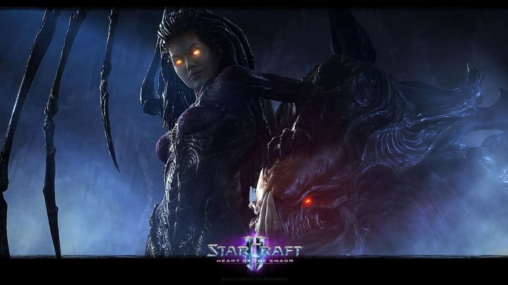 Blizzard Entertainment has announced it's ending new content development on StarCraft II, a science fiction real-time strategy launched in 2010.