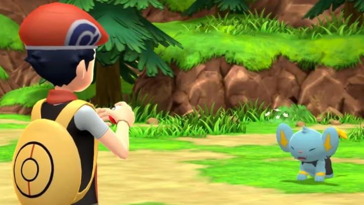 Pokémon Shining Pearl Release Date Information