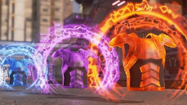 Armorsmith allows players to upgrade their shields more easily