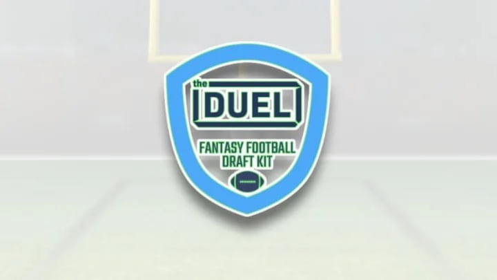 Printable 2020 fantasy football draft kit, including rankings, sleepers and more.