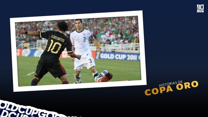 Gol de Giovani dos Santos vs Estados Unidos en la final de la Copa Oro 2011