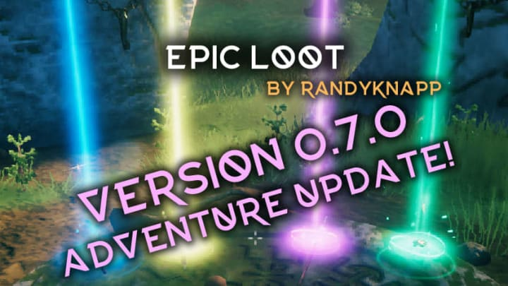 A new Epic Loot mod is making waves in Valheim, expanding the loot system to mirror those found in iconic RPGs.
