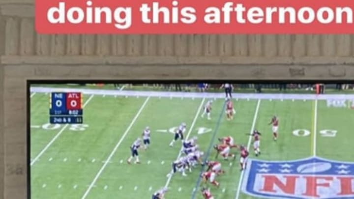 Tom Brady Watching 28-3 Super Bowl During Quarantine is a Classic TB12 Mood