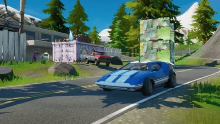 A recent Fortnite leak reveals when cars will possibly arrive in-game.