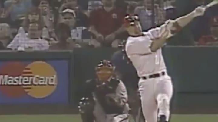 Mark McGwire's 1998 season was magical
