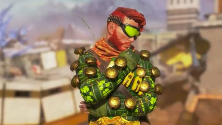 Apex Legends is getting a new Twitch Prime skin and here's how you to get the free Lucky Charmer Mirage skin.