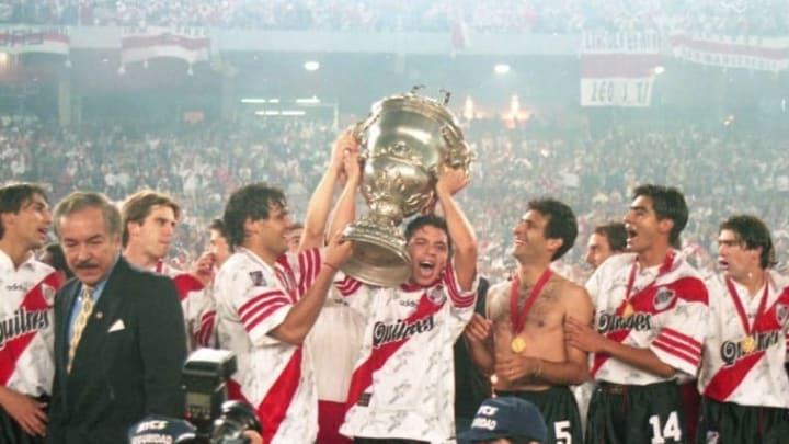 River fue campeón en 1997