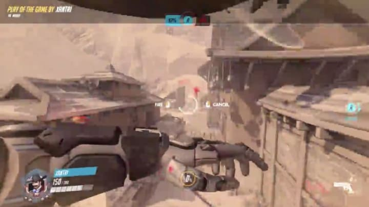 Landing a McCree ult can be difficult at higher elos especially with all the shields and negating abilities in the game.