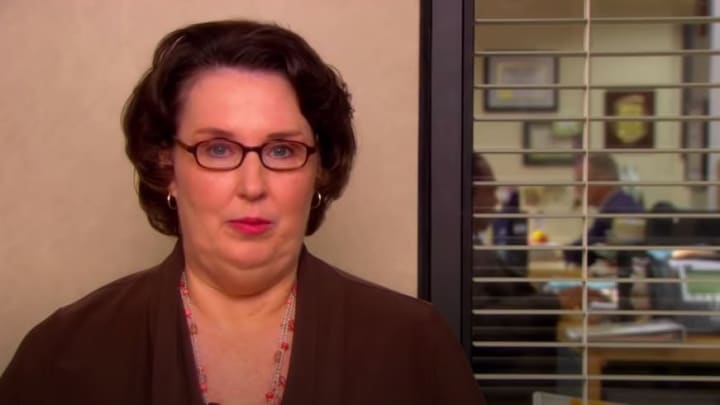 'The Office' almost included an episode about Phyllis going through menopause.