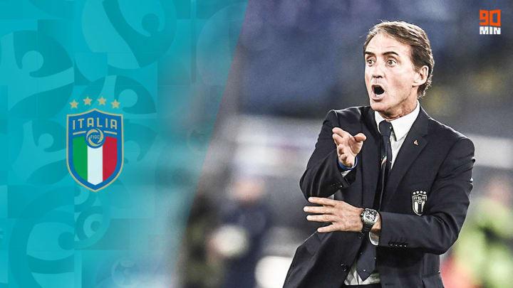 L'Italia di Roberto Mancini