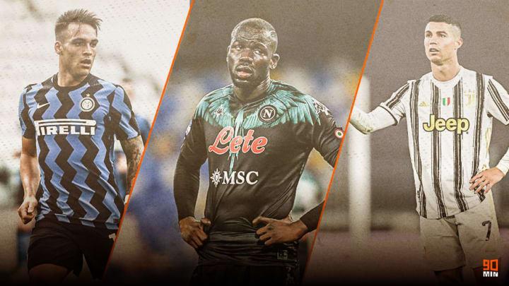 I calciatori che potrebbero lasciare la Serie A