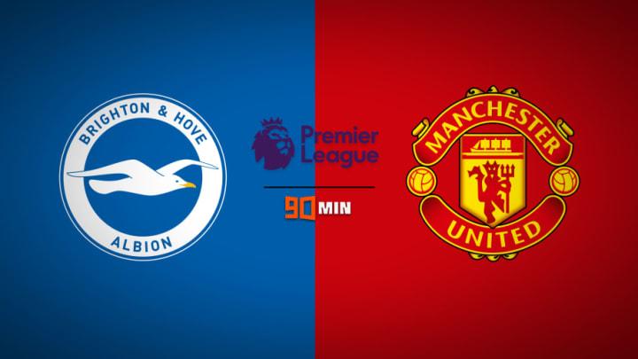 ไบรท์ตัน แอนด์ โฮฟ อัลเบี้ยน พบ แมนเชสเตอร์ ยูไนเต็ด พรีวิว พรีเมียร์ลีก Brighyon and Hove Albion vs Manchester United Premier League Preview