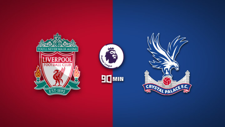 Liverpool vs Crystal Palace : Premier League 2019/20