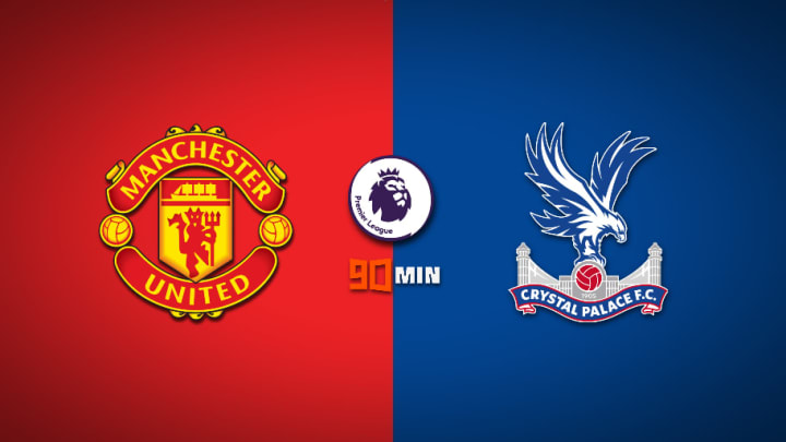 Manchester United vs Crystal Palace : Premier League 2020/21