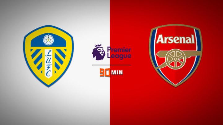 ลีดส์ ยูไนเต็ด พบ อาร์เซนอล พรีวิว พรีเมียร์ลีก ถ่ายทอดสด Leeds United vs Arsenal Premier League Preview Live Streaming