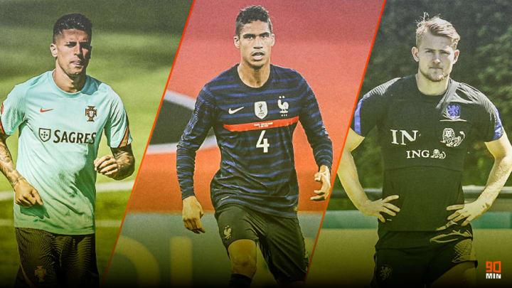 I difensori più importanti di Euro 2020