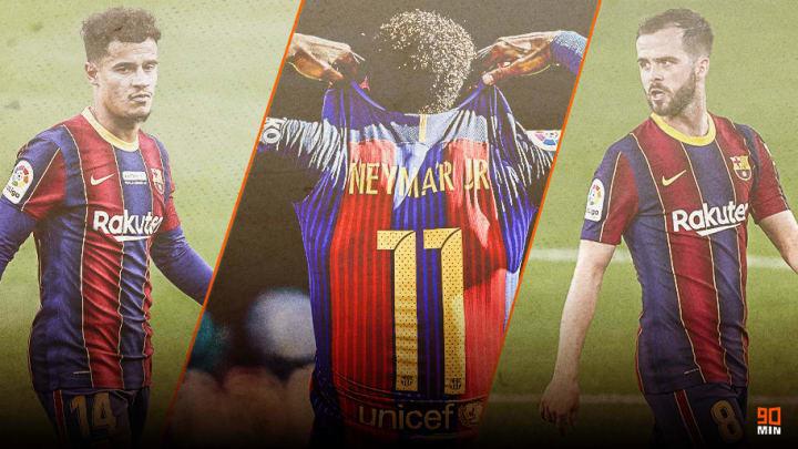 Gli acquisti più cari del Barcellona
