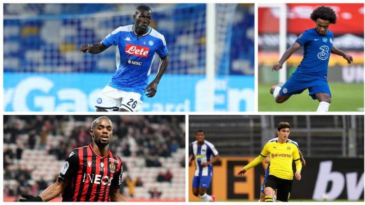Koulibaly vers la Premier League, Wilian refuse la MLS, Balerdi discute avec l'OM et toutes les infos mercato.