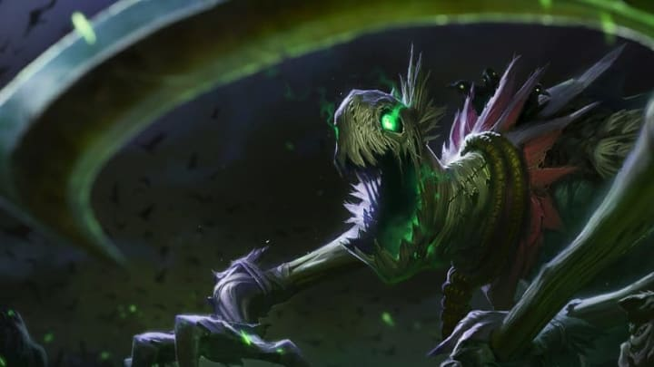 A rework for League of Legends Fiddlesticks lore and abilities is on the horizon.