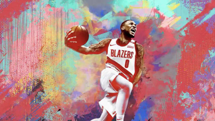 """In NBA 2K21, you can use a feature for jumpshots and layups in-game called """"shot-aiming."""" The feature was newly added for NBA 2K21."""